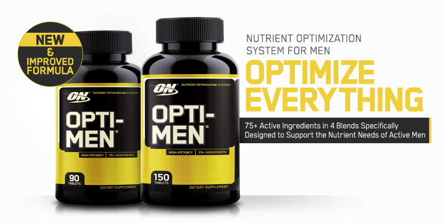 Optimum Opti Men