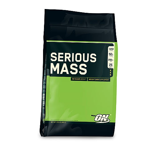 Optimum  Serious Mass 5.4kg